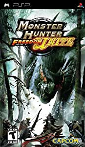 Monster Hunter Freedom Unite - PlayStation Portable Standard Edition