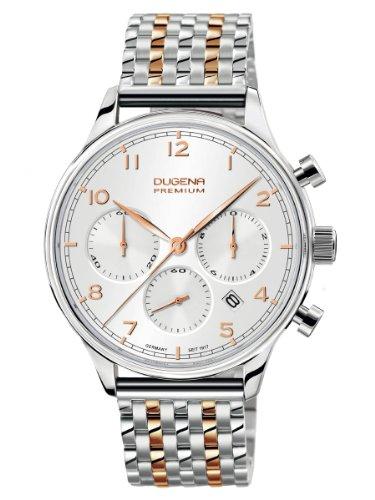 Dugena Premium reloj hombre Sigma cronógrafo 7090203