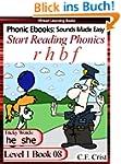Start Reading Phonics 1.08 (r h b f)...