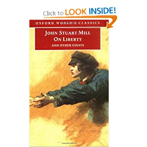 mill liberty other essays