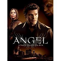 Lá nos EUA: Angel – 3ª Temporada em DVD