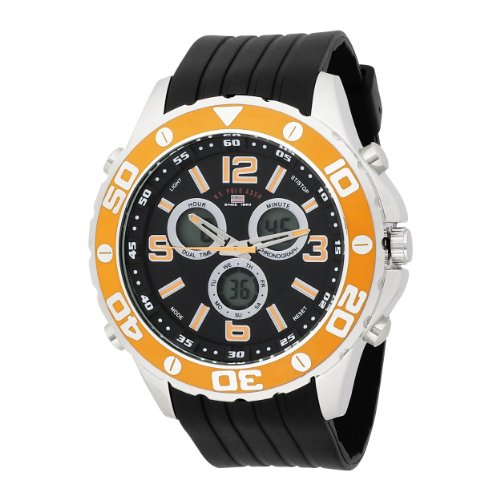 U.S. Polo Assn. Sport Men's US9072 Analog-Digital