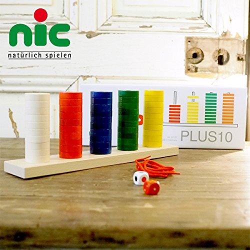 nic(ニック社) Walter ヴァルター プラステン PLUS10