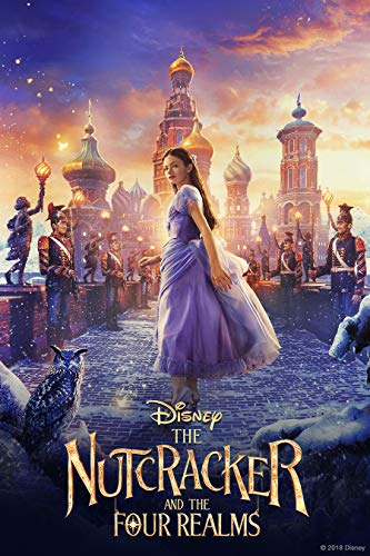Blu-ray : The Nutcracker And The Four Realms (With DVD, 2 Pack, Digital Copy, Dolby, AC-3)