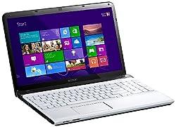 Sony Vaio E15 - Portátil 15.5'' (Intel Dual Core, 4 GB, 500 GB, Windows 8) - teclado QWERTY español