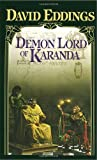 Demon Lord of Karanda (0345363310) by Eddings, David