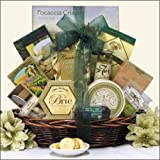 Great Arrivals Holiday Christmas Gift Basket, Cheese Delights