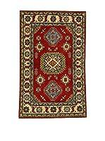 L'Eden del Tappeto Alfombra Uzebekistan Super Multicolor 96 x 155 cm