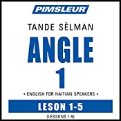 ESL Haitian Phase 1, Unit 01-05: Learn to Speak and Understand English as a Second Language with Pimsleur Language Programs    Pimsleur