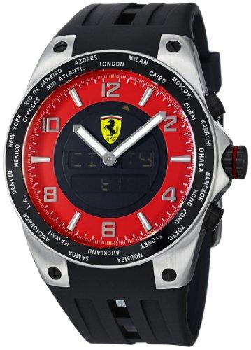 Ferrari FE-05-ACC-RD Hombres Relojes