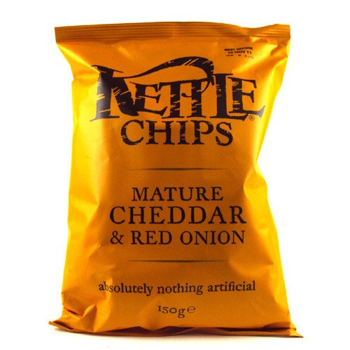 Kettle Chips Cheese and Onion 150g coupon codes 2015