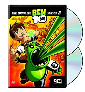 Ben 10 The Complete Season 3 by Cartoon Network