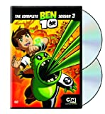 Ben 10: Complete Season 3 [DVD] [Import]