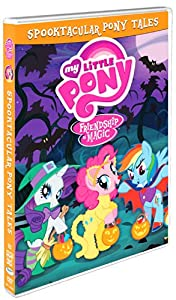 My Little Pony Friendship Is Magic: Spooktacular Pony Tales (DVD)