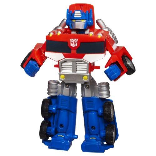 Transformers Rescue Bots Playskool Heroes Optimus Prime Figure by Hasbro
