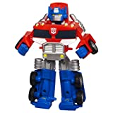 Transformers Rescue Bots Playskool Heroes Optimus Prime Figure