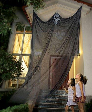 7-Ft. Spooky Hanging Creatures (Reaper) (Halloween Stores Spirit)