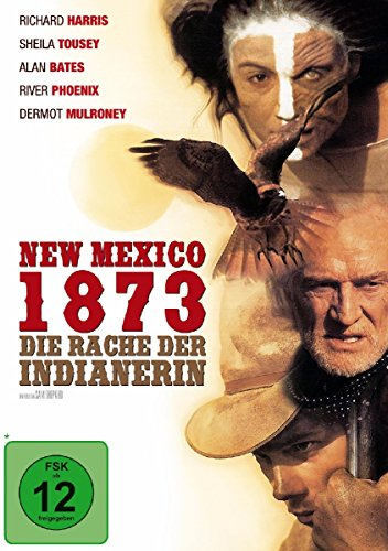 New Mexico 1873 - Die Rache der Indianerin