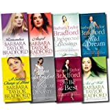 Barbara Taylor Bradford Collection 8 Books Set Pack ((Remember, Act of Will, Angel, A Sudden Change of Heart, Hold the Dream, To Be Dream, Unexpected Blessings, The Ravenscar Dynasty) Barbara Taylor Bradford