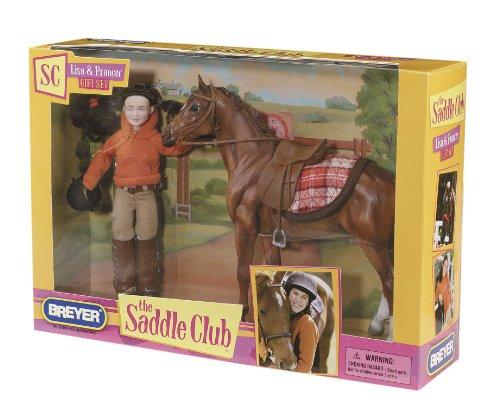 Breyer Lisa and Prancer Gift Set