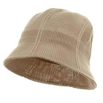 Mesh Bucket Hat-Khaki at Amazon Men's Clothing store: