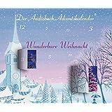 Wunderbare Weihnacht. Der Audiobuch-Adventskalender - 24 Türchen und 24 Gedichte und Geschichten auf 1 Audio-CD mit 76 Minuten