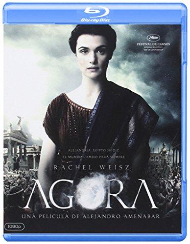 Ágora (Blu-Ray) (Import) (2010) Richard Durden; Oscar Isaac; Manuel Cauchi;