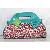 Vera Bradley Frill Collection - Got It Handled Bag - Call Me Coral