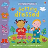 img - for Getting Dressed Magnet Book (Magnet Books) book / textbook / text book