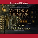 Murder on St. Nicholas Avenue: Gaslight Mystery, Book 18