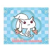 並行輸入品 魔法少女 まどか マギカ キュウベイ ミニブランケット 毛布 MADOKA MAGICA KYUBEY BLANKET