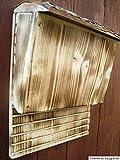 Fledermauskasten aus Massivholz