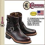 (チペワ)CHIPPEWA ブーツ 7INCH PLAIN TOE ENGINEER 7インチ プレーン トゥ エンジニア 1901M52 US8.5(約26.5cm) Eワイズ (並行輸入品)