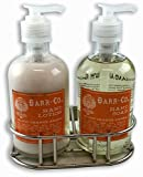 Barr & Co. Hand & Body Duo Sink Set Blood Orange Amber
