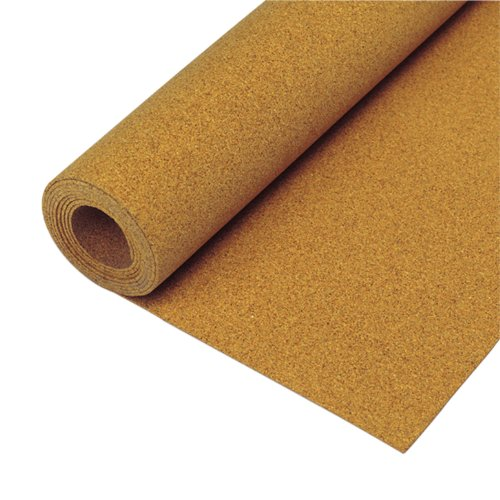 QEP 72003 1/4-Inch, 6mm, 4-Foot x 25-Foot Cork Underlayment (Natural Cork Flooring compare prices)