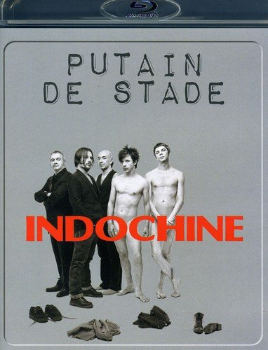 Blu-ray : Indochine - Putain de Stade (Germany - Import, 2 Disc)