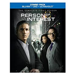 Person of Interest: Season One [Blu-ray]