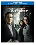 Person of Interest: Complete First Season [Blu-ray]