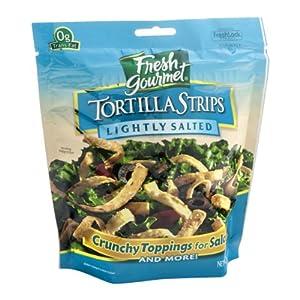 gourmet strips fresh tortella