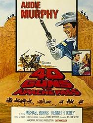 40 Guns To Apache Pass