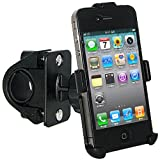 Amzer Bicycle Handlebar Mount for iPhone 4