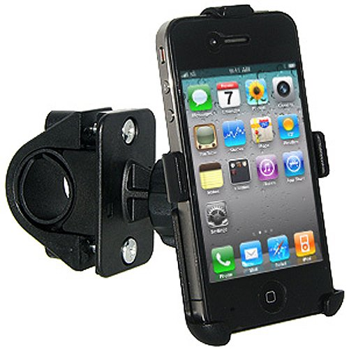 Amzer Bicycle Handlebar Mount for iPhone 4/4S