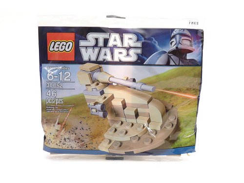 LEGO Star Wars Exclusive Mini Building Set #30052 AAT Bagged