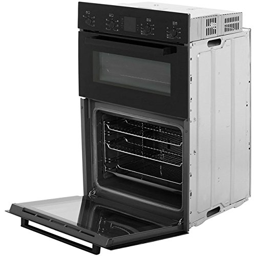 Bosch Serie 6 HBM43B260B Built In Double Oven - Black. It Will Perfeclty Look Great Built Into Your Kitchen