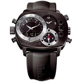 TIMBERLAND (ティンバーランド) 腕時計 OUTDOOR PERFORMANCE-HT2 アウトドアパフォーマンス シリコン QT8569101 メンズ