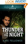 Thunder in the Night (Crimson Romance)