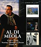 Al Di Meola - Cielo E Terra/Soaring Through A Dream/Tirami Su by Al Di Meola (2009-05-12)