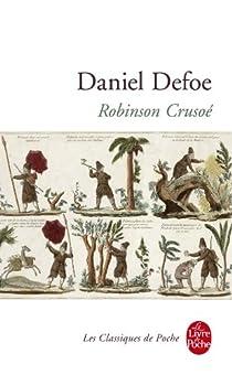 Robinson Crusoé par Defoë