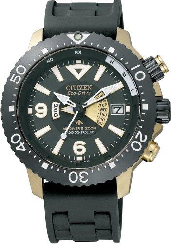 CITIZEN (シチズン) 腕時計 PROMASTER プロマスター ダイバーズウォッチ Eco-Drive エコ・ドライブ 電波時計 PMD56-2983 メンズ