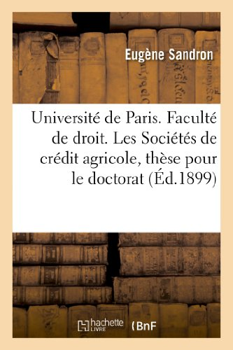 universite-de-paris-faculte-de-droit-les-societes-de-credit-agricole-these-pour-le-doctorat
